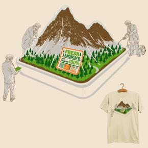 shirt.woot fresh landscape