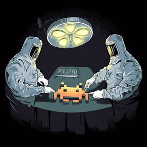 threadless alien autopsy