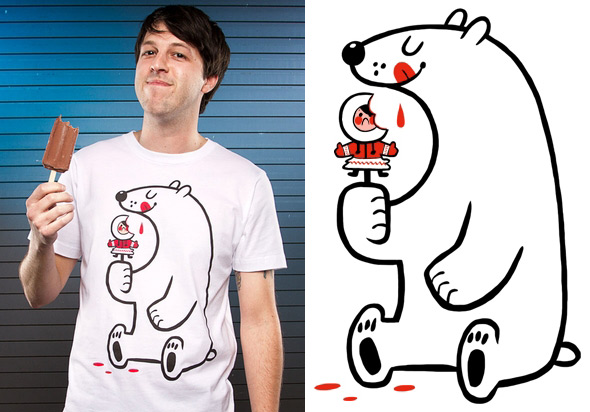 threadless eskimo pop