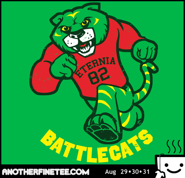 another fine tee battlecats