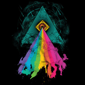 design by humans eye of prism