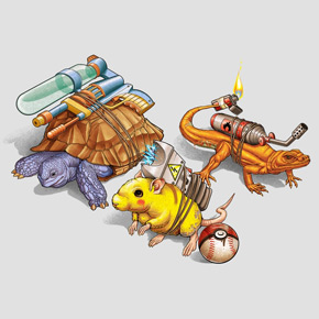 threadless poorkemon