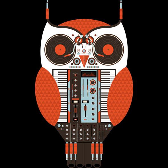 dbh owl dj