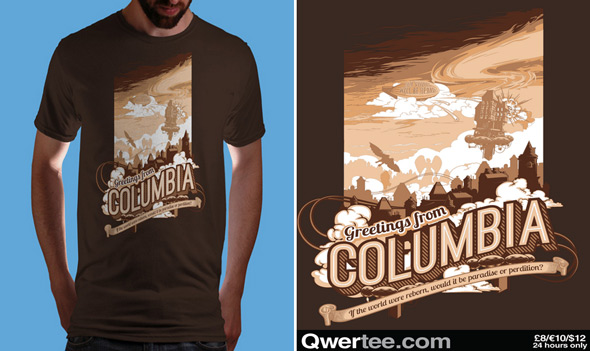 qwertee a silver lining