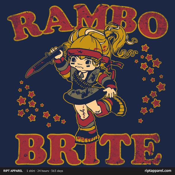 ript rambo brite