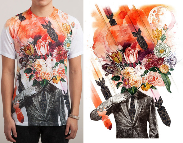 threadless nuclear garden