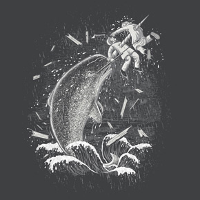 threadless narwhal skewer