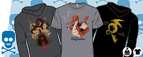 shirt.woot dragons
