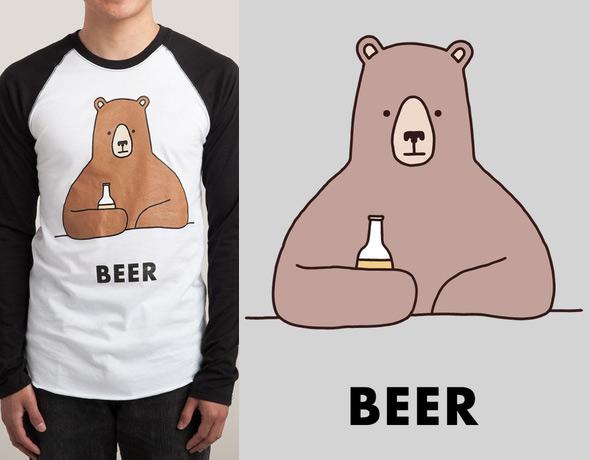 threadless beer