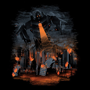 threadless evil will burn