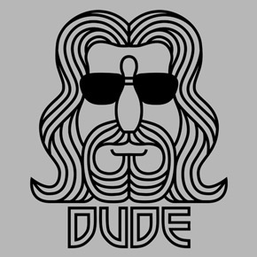 threadless the dude