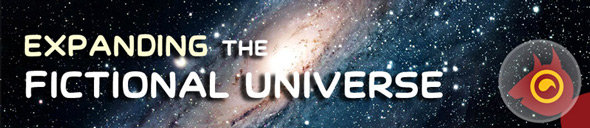teefury expanding the fictional universe