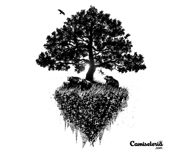 camieteria black tree
