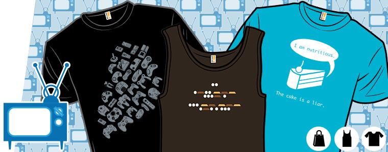 shirt.woot artist spotlight geekfactor12