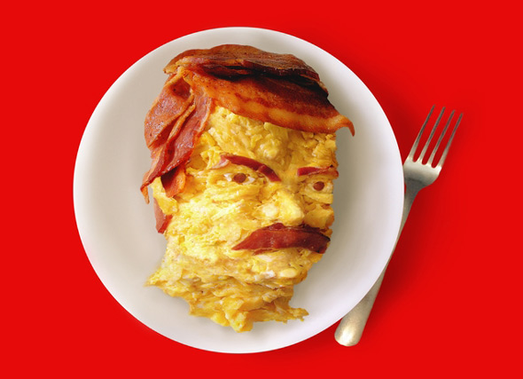 threadless all the bacon and eggs