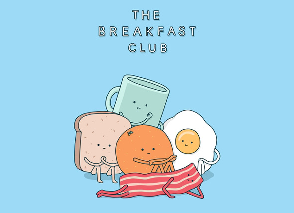 threadless the breakfast club