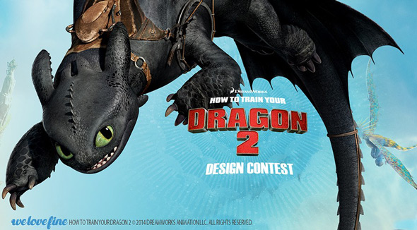 welovefine how to train your dragon 2