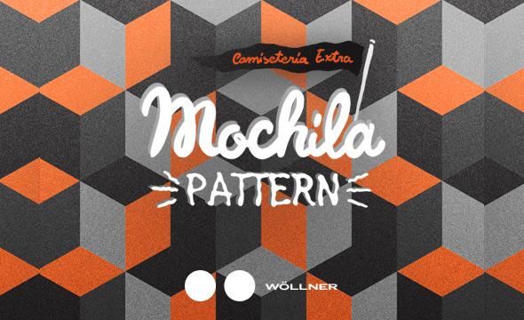 camiseteria mochila pattern