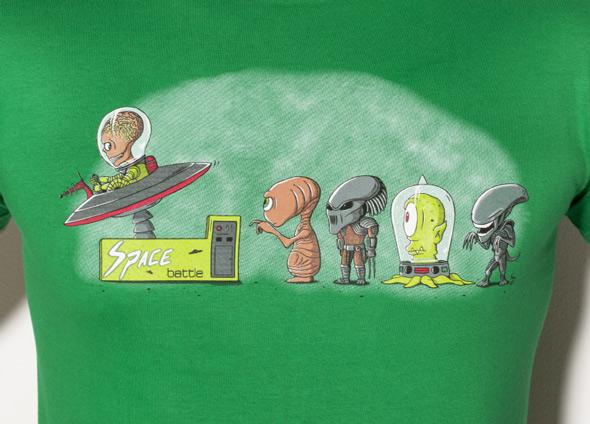 pampling space battle