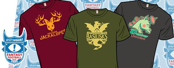 shirt.woot fantasy football