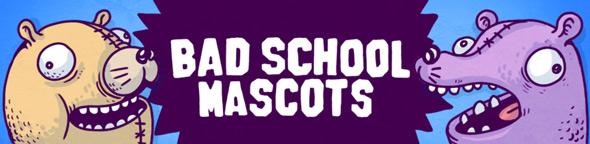 threadless bad school mascots