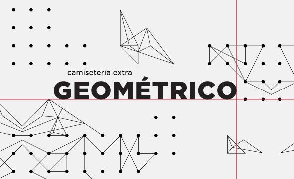 camiseteria geometrica