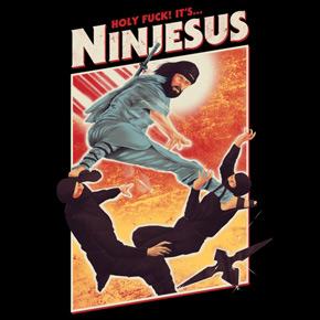 threadless ninjesus