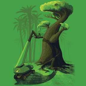 threadless tree rex