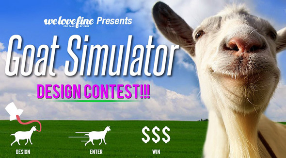 we love fine goat simulator