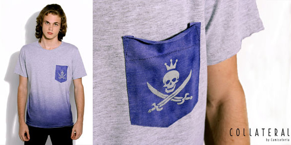 camiseteria buccaneer collateral