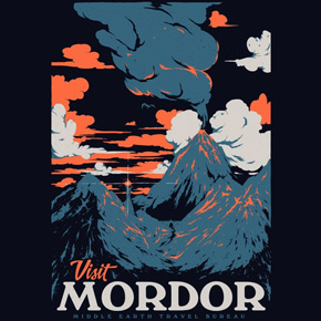 threadless visit mordor