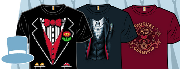 shirt.woot championwear and tux tees