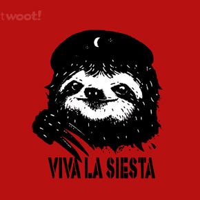 shirt.woot viva la siesta