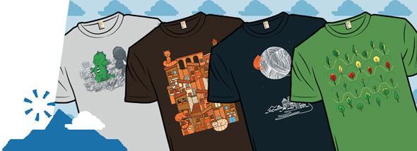 shirt.woot landscape tees