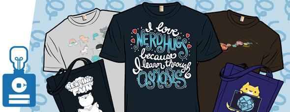 shirt.woot x-ray totes and biology