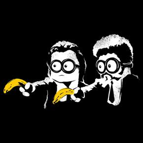 threadless banana fiction