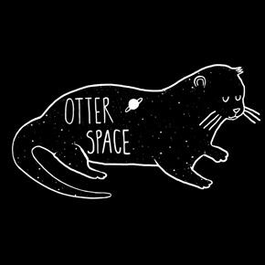threadless otter space
