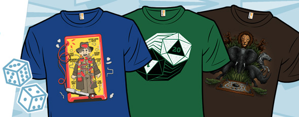 shirt.woot non-electronic gaming and midwest tees