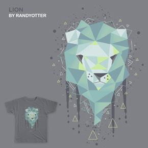 shirt.woot lion