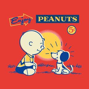 threadless fresh peanuts daily