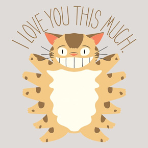 threadless i love you this much