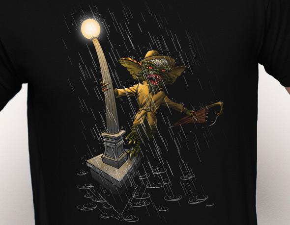 pampling cantando bajo la lluvia