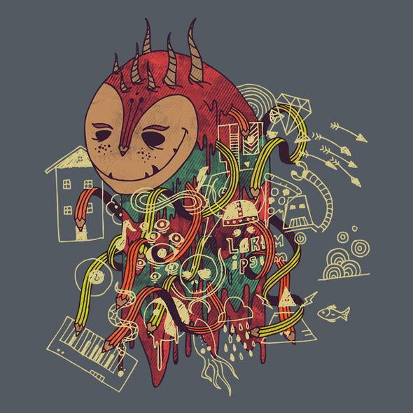teepublic the doodler