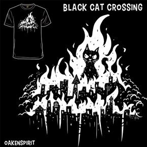 shirt.woot black cat crossing