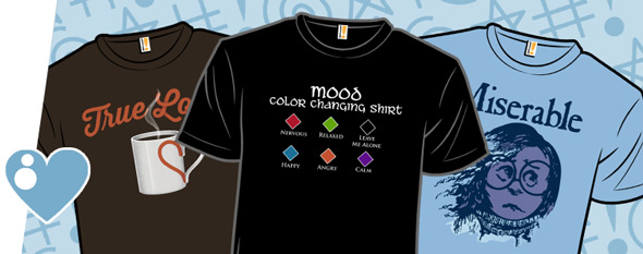 shirt.woot zen and emotional tees