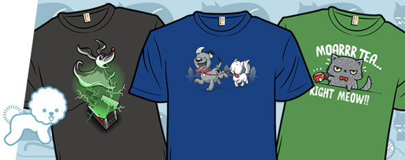 shirt.woot cats and dogs