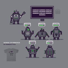 shirt.woot school of robotics