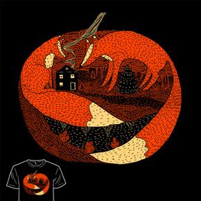 shirt.woot pumpkin story chapter 1