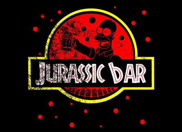 pampling jurassic bar