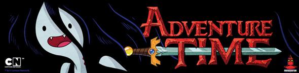 threadless adventure time